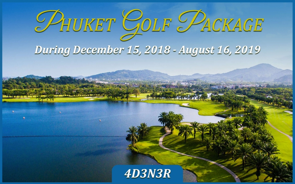 Phuket Golf Package